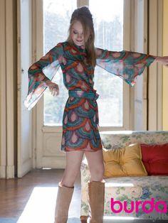 News - In anteprima... Burda Vintage 2015 Il mondo dei cartamodelli e del cucito