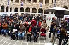 Tercera jornada de Audiencias Públicas en Palacio de Gobierno