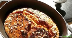 Genial einfach: Brot im Topf backen – locker und lecker