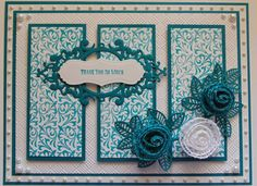 Creative Expressions Papercraft and Scrapbooking Products: Julia Watts will be on Create & Craft TV again thi...