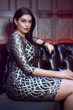 Chloe Marshall for Fashion to Figure   Plus Size Fashion Photography