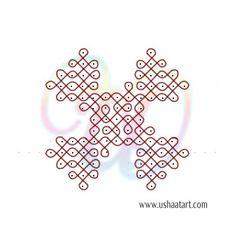 Indian Rangoli Designs, Rangoli Designs With Dots, Rangoli Designs Images, Rangoli With Dots, Beautiful Rangoli Designs, Simple Rangoli, Mehandi Designs, Kolam Dots, Rangoli Patterns