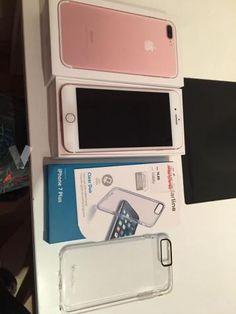 Resultado de imagen para iphone 7 rosa vs plata