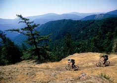 Bicycling Adventure Guide: Oakridge, Oregon