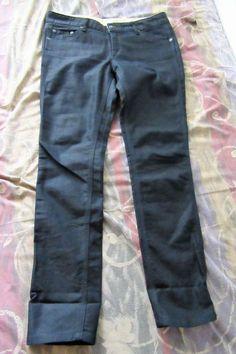 womens rag bone stretch black pants sz 29 #ragbone #CasualPants