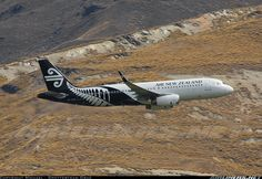 Air New Zealand ZK-OXB Airbus A320-232 aircraft picture