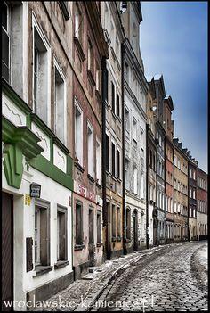 ul. Psie Budy  #Wroclaw #Breslau #Poland #architecture #tenement