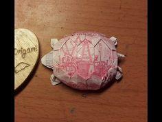 [Tutorial Origami] Money Turtle - Lo Yu - YouTube