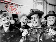 """I Love Lucy"" Lucille Ball as Lucy Ricardo Vivian Vance as Ethel Mertz Desi Arnaz as Ricky Ricardo William Frawley as Fred Mertz I Love Lucy Show, My Love, William Frawley, Vivian Vance, Lucille Ball Desi Arnaz, Lucy And Ricky, Love Me Better, Feel Better, Out Of Touch"