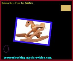 Rocking Horse Plans For Toddlers 093609 - Woodworking Plans and Projects!