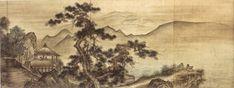 japanese landscape painting - Buscar con Google