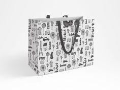 https://www.behance.net/gallery/40584521/Travel-Time  #Graphicdesign #bag #illustration #travel #design #branding #illustrator #designer #brand #creativity #merchandising