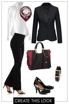 Classic Professional Business Suit for Women Stylish Work Outfits, Office Outfits, Classy Outfits, Office Attire, Mature Fashion, Timeless Fashion, Blazers For Women, Suits For Women, Classic Style Women
