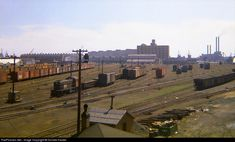 RailPictures.Net Photo: New York, New Haven & Hartford Railroad Alco RS-1 at Boston Freight Terminal South Yard, Boston, Massachusetts by Donald Haskel. November, 1960.
