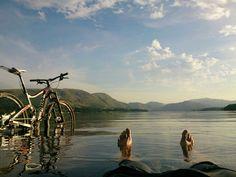 Biking heaven #Ullswater!