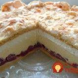 Božská čerešňová torta: Ak chcete niekomu urobiť radosť, pripravte mu toto, ide o neskutočnú dobrotku!