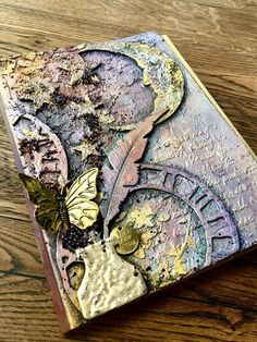 PaperArtsy: 2017 #8 Assemblages {Challenge}