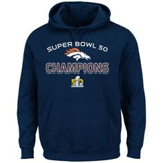 dcf6420e San Francisco 49ers Hoodie Tote Bag. See more. Denver Broncos Majestic  Super Bowl 50 Champions Beyond Victory Hoodie Navy Denver Broncos Super  Bowl,