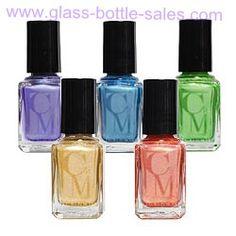 7 Best Glass Nail Polish Bottle images   Glass nail, Nail Polish ...