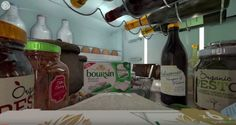Boursin - The virtual reality Boursin Sensorium experience is a playful journey through a well-stocked fridge. Created by developer Hammerhead VR, the over-t...