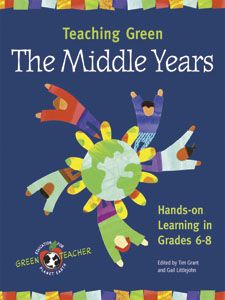 Environmental education for the middle years (great read for the summer)