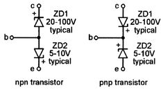 BC557 transistor working circuit simulation | tool | Pinterest