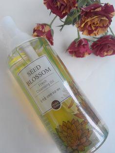 Mosaic trends: Гидрофильное масло Holika Holika Seed Blossom