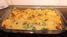 Cartofi cu broccoli la cuptor - YouTube Broccoli, Mashed Potatoes, Macaroni And Cheese, Snacks, Facebook, Ethnic Recipes, Youtube, Food, Cooking