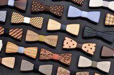 BeWooden men bow ties collection