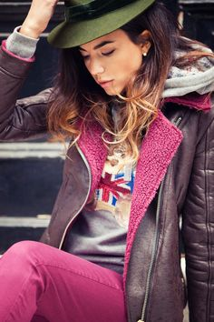 Purple look - close up  #london #ukflag #cool #chiarabiasi#maisonespin #outfit #fallwinter13 #fashionblogger#womancollection #lovely #MadewithLove #romanticstyle #milano#clothing #shopping #iloveshopping
