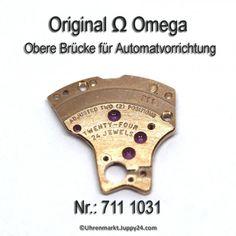 Omega 711-1031 obere Brücke für Automatvorrichtung Omega 711 1031 Cal. Bottle Opener, Omega Watch, Vending Machines, Aftermarket Parts