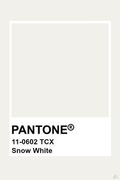 Pantone Star White Color Schemes in 2019 Pantone, Pantone white color pantone - White Things Pantone Beige, Paleta Pantone, Pantone Swatches, Color Swatches, Pantone Colour Palettes, Pantone Color, Cloud Dancer, Colour Board, Color Stories