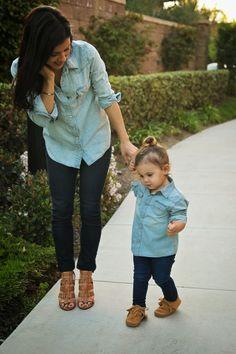 The HONEYBEE: Mommy & Mini Style