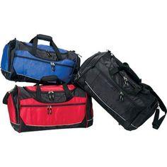Goodhope The Monsoon Blue Sports Duffle Bag