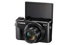 We looked high and low to find the best vlogging cameras with flip screens and Wi-Fi available right now. Our favorite vlogging camera is the Canon Powershot X Mark II - our pick for best vlogging camera with flip screen Canon G7x Camera, Camera Digital Canon, Hd Camera, Camera Gear, Best Camera, Camera Tips, Digital Slr, Canon Eos, Digital Cameras