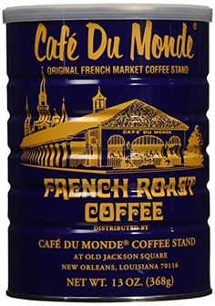 French Roast by Cafe du Monde (13 ounce)