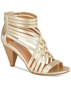 a47d37db94c INC International Concepts Garoldd Strappy High Heel Dress Sandals