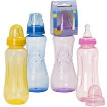 Bulk Easy-Grip Plastic Baby Bottles, 10 oz. at DollarTree.com (48 per... from Junior League of the Palm Beaches's registry on MyRegistry.com