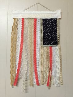 "American Flag Wall Hanging boho gypsy flag | .tyxgb76aj"">this, awesome and flags"