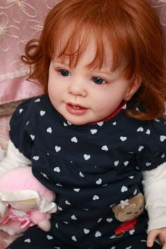 Reborn Toddler Katie Marie By Puddin'cake Babies