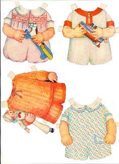 Paper Dolls~The Twins - Bonnie Jones - Picasa Web Albums