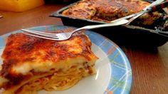 Cookbook Recipes, Cooking Recipes, Greek Recipes, Lasagna, Macaroni And Cheese, Pasta, Vegetables, Ethnic Recipes, Foodies