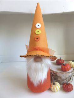 Scandinavian Gnome Halloween Gnome Swedish Gnome Halloween