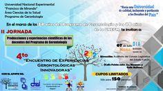 Universidad Francisco de Miranda:Encuentro de Experiencias Gerontológicas Innovadoras | Central Informativa del Adulto Mayor