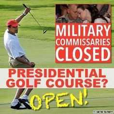 President dictator can play golf, but military can't buy food! Commisarries closed due to Democratic shutdown! As Roma, Funny Meme Pictures, Funny Memes, Thing 1, Greatest Presidents, Government Shutdown, Our Country, Right Wing, Current Events