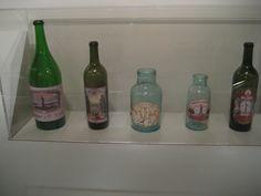 Statue of Liberty Bottles