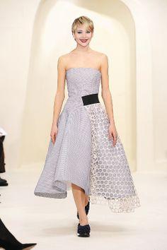 Jennifer Lawrence  Dior Haute Couture Spring 2014 / Fall 2013 / Pre-Fall 2014