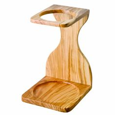 Hario V60 Single Stand (Olive Wood), Brown