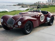 1952 Allard K2 Roadster ✏✏✏✏✏✏✏✏✏✏✏✏✏✏✏✏ IDEE CADEAU / CUTE GIFT IDEA  ☞ http://gabyfeeriefr.tumblr.com/archive ✏✏✏✏✏✏✏✏✏✏✏✏✏✏✏✏