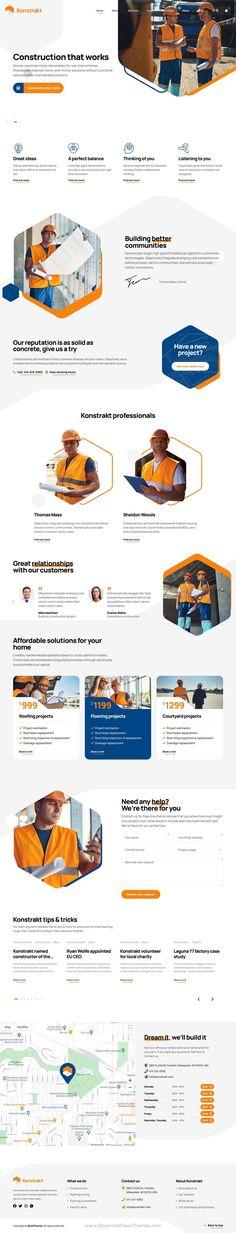 Web Design Websites, Homepage Design, Ui Ux Design, Web Layout, Layout Design, Best Shopify Themes, Amazing Website Designs, Building Companies, Professional Website
